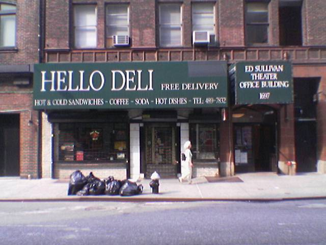 hello deli -- as seen on tv