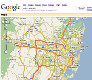Google-Maps-Sydney