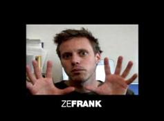 Ze Frank Boobies