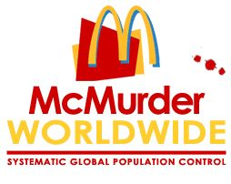 one mcmurder, do you want fries with that?