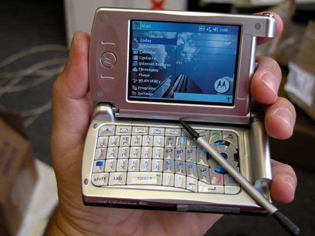 sweet pocketpc phone