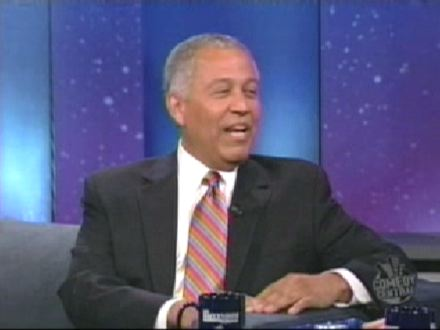 august 2 - daily show ambush on harry bonilla