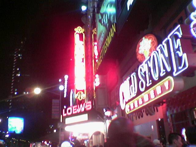 loews and cold stone on 42nd street