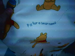 pis the pooh bear