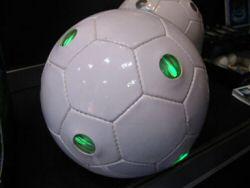 glow in the dark footballs