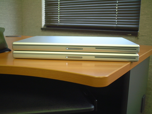 powerbook sandwich